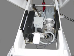 InBoard Hydraulic Systems — 110 Volt or 3 Phase