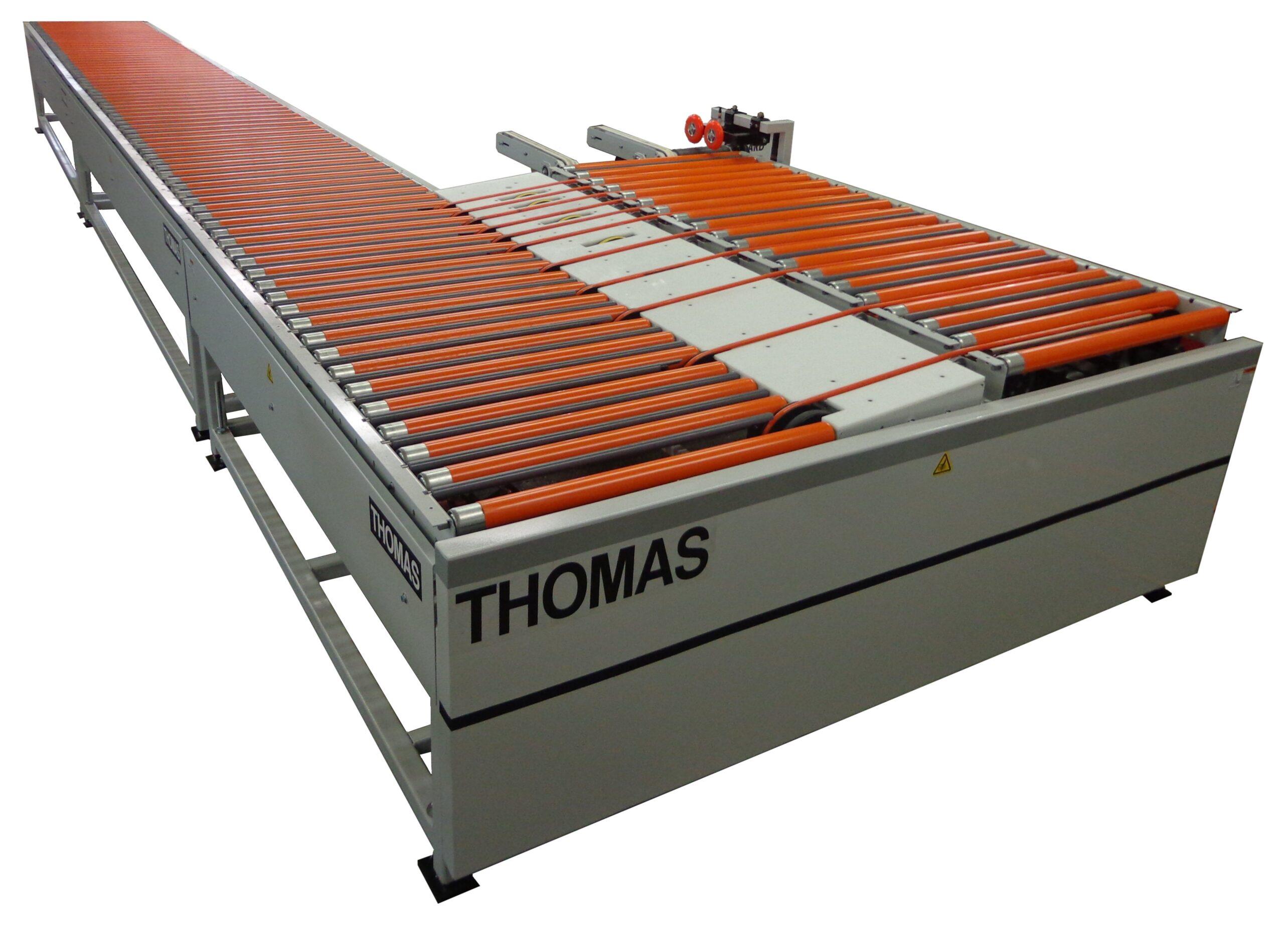 Standard-Size-Turnbak-Conveyor-with-Optional-Auto-Turner