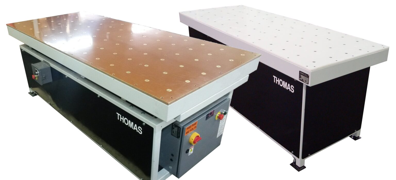 Plastic-and-Phenolic-Air-Tables
